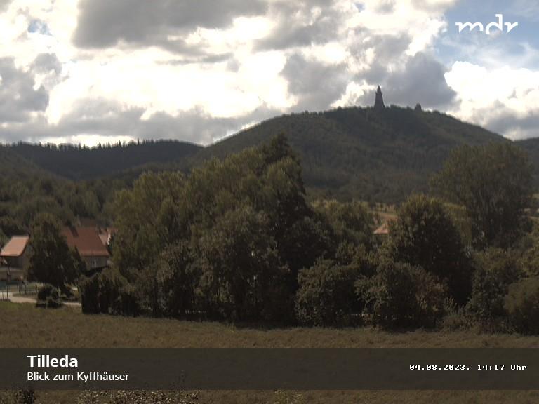 Webcam Kyffhäuser-Denkmal zeigen