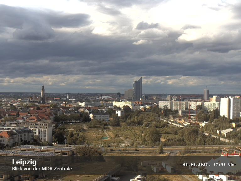 Livecam aus Leipzig