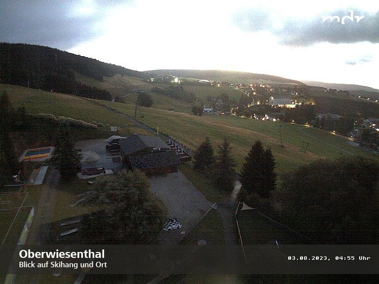 Webcam Skigebied Oberwiesenthal Ertsgebergte