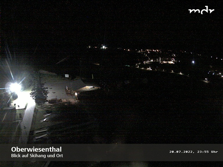 Webcam Skigebiet Oberwiesenthal Erzgebirge